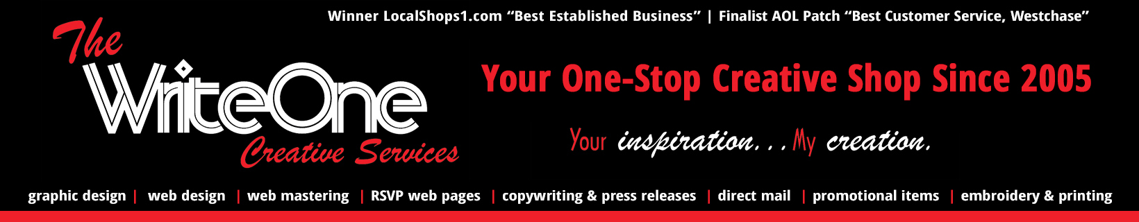 The Write One Creative Services