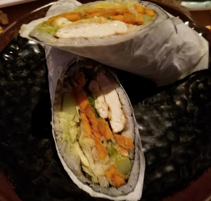 Basic decor - Picture of Origami Sushi, Tampa - Tripadvisor | 684x720